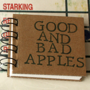 good and bad apples