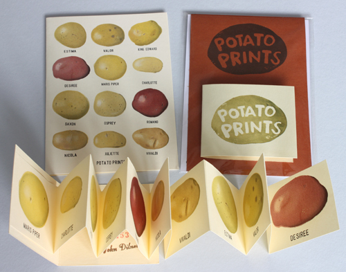 potato prints